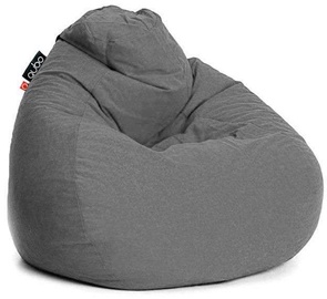 Qubo Bean Bag Comfort 90 Graphite Pop