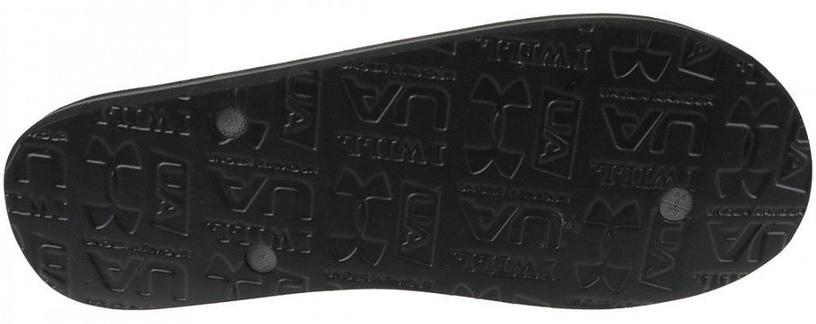 Under Armour Slippers Atlantic Dune 1252540-002 Black 36.5