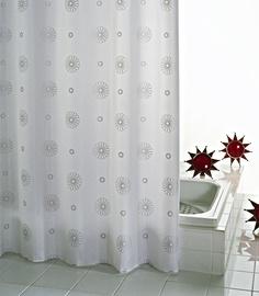 Vannitoakardin Ridder Cosmos 47337, valge, 2000 mm x 1800 mm