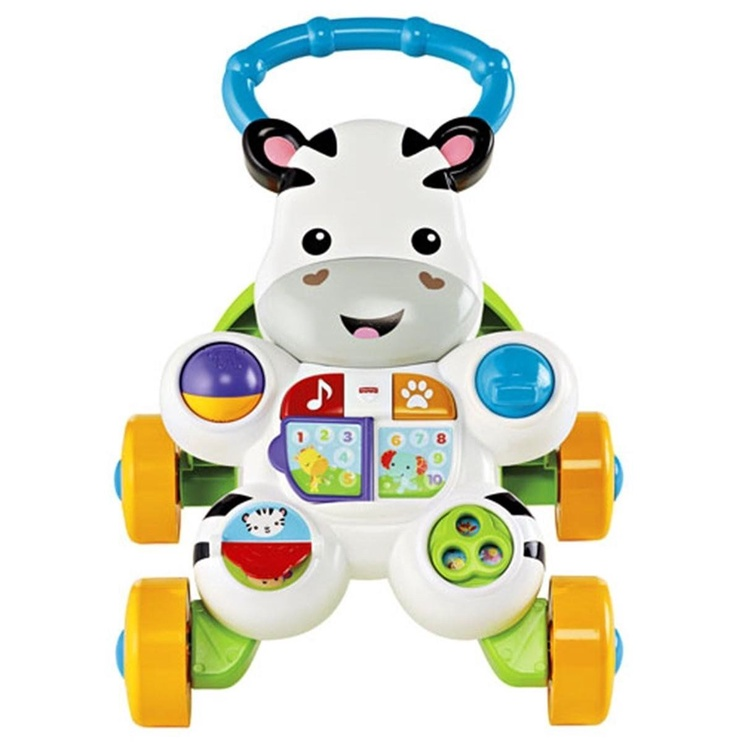 Fisher Price Learn With Me Zebra Walker DLD80