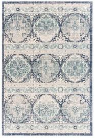 Ковер 4Living Serenity Grey/Blue, многоцветный, 194 см x 290 см
