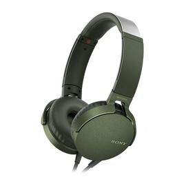 Ausinės Sony MDRXB550APG.CE7 Green