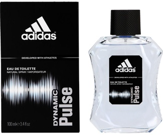 Tualetes ūdens Adidas Dynamic Pulse 100ml EDT