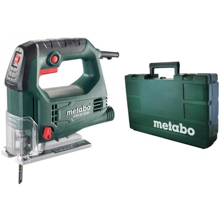 Metabo STEB 65 Quick + Case
