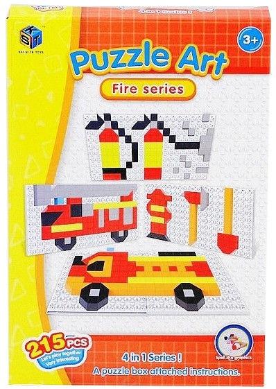 Tommy Toys Puzzle Art Fire Series 215pcs 462823