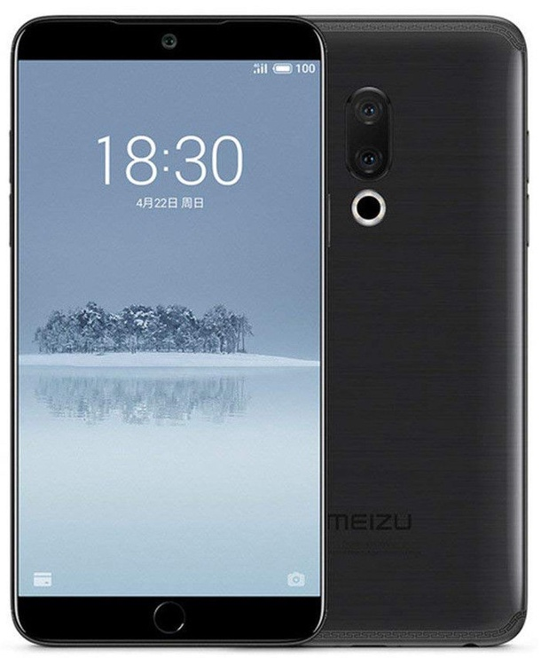 Meizu 15 64GB Dual Black