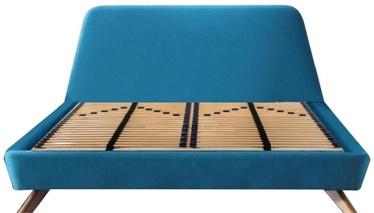 Кровать Signal Meble Gant Blue, 160 x 200 cm
