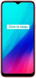 Mobilusis telefonas Realme C3 Blazing Red, 64 GB