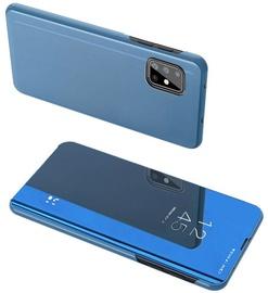 Hurtel Clear View Case For Samsung Galaxy A51 5G/A31 Blue