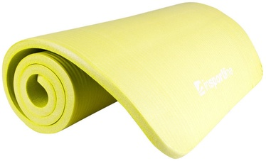 inSPORTline Exercise Mat Fity 140x61cm Yellow