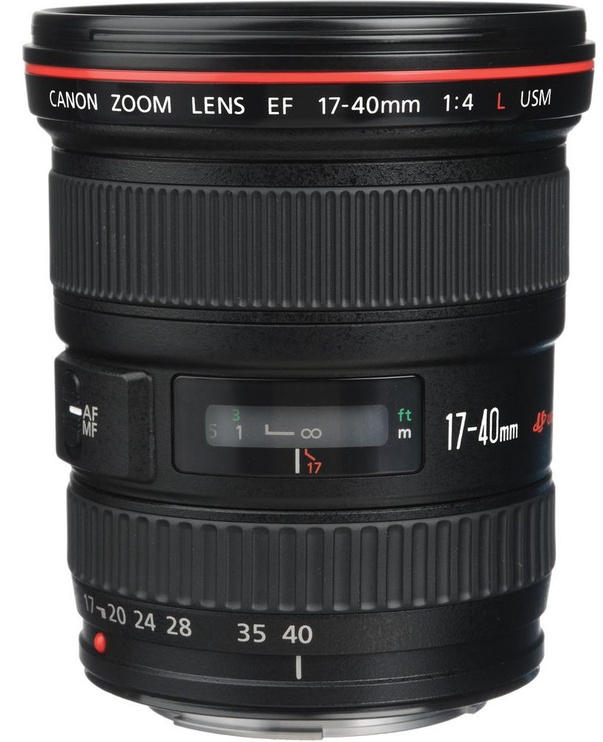 Canon EF 17-40/4.0 L USM