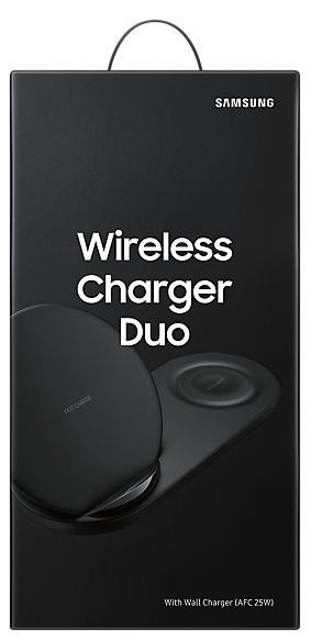 Samsung Wireless Duo Charger Black