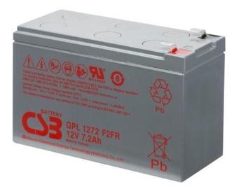 CSB 3 Kit GPL1272 F2 12V/7.2Ah Battery