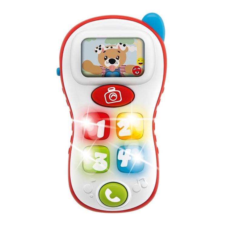 Žaisl telefonas chicco 09611.20 lt/en