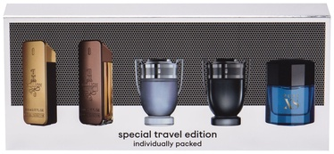 Paco Rabanne Special Travel Edition 5pcs Set 26ml
