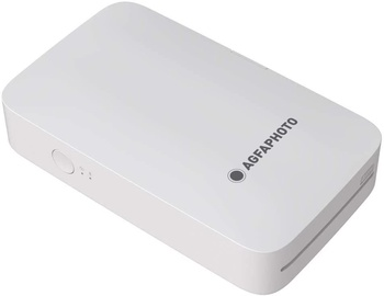 AgfaPhoto Mini Printer White AMP23WH