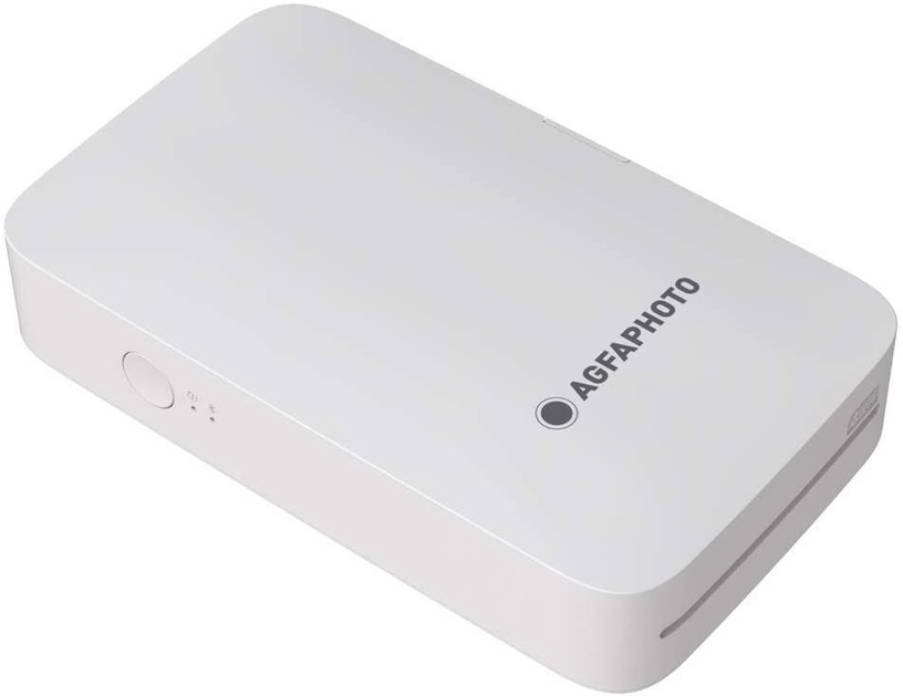 AgfaPhoto Mini Printer White AMP23WH