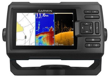 Garmin Striker Plus 5cv Worldwide GT20