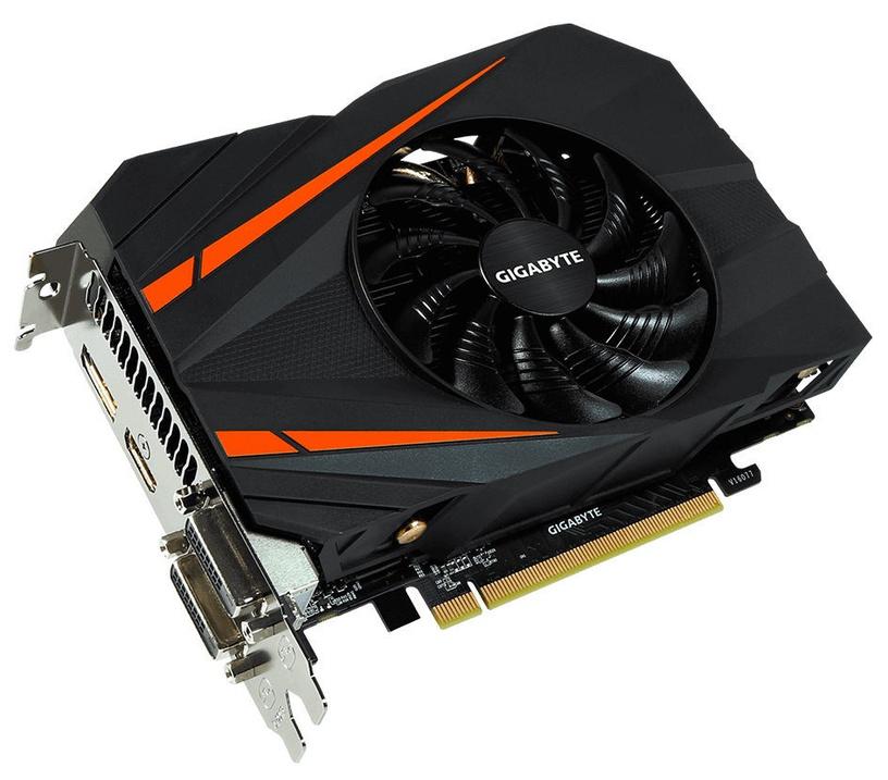Gigabyte GeForce GTX1060 Mini ITX OC 3GB GDDR5 PCIE GV-N1060IXOC-3GD