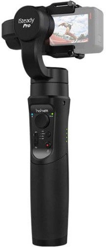 Hohem iSteady Pro 2 3-Axis Handheld Stabilizing Gimbal for Action Camera Black
