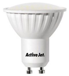 Action ActiveJet 36 SMD LED bulb GU10 7.5W 600lm Warm White