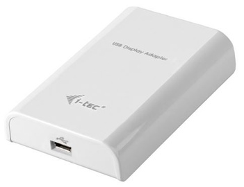 iTec Display Adapter USB to DVI-I White