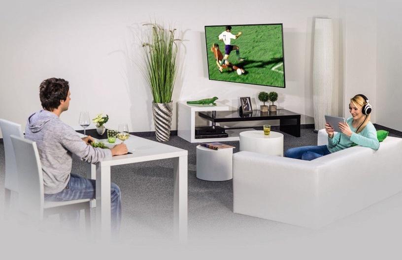 Televizoriaus laikiklis Hama 118631 FullMotion TV Wall Bracket 1star XL Black