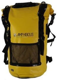 Amphibious Quota Waterproof Backpack 45L Yellow