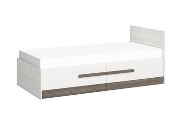 Vaikiška lova ML Meble Blanco 16, 204x100 cm