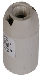 Reml Bulb Socket Smooth E14-03 White