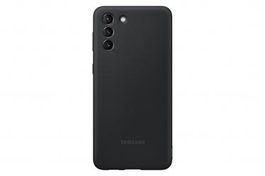 silikoonist ümbris Samsung Galaxy S21 Plus Black