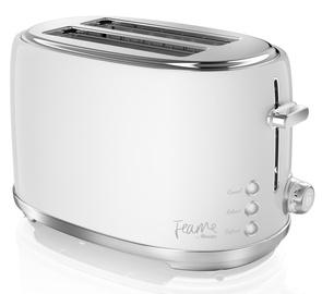 Swan 2 Slice Toaster Fearne ST20010TEN Truffle