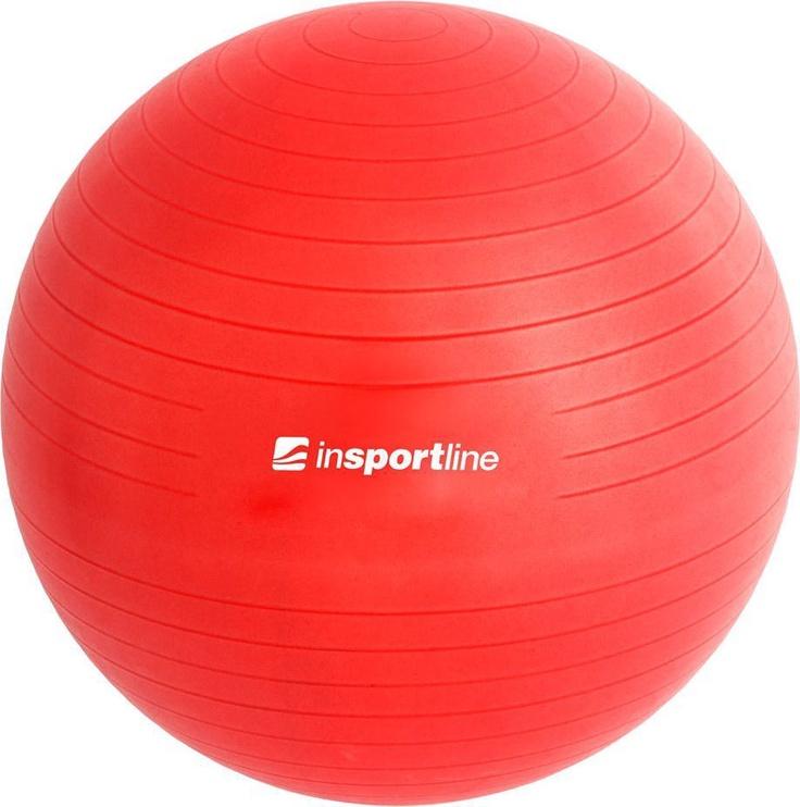 inSPORTline Gymnastics Ball 65cm Red