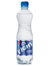 Mineralinis vanduo Vichy Classic, gazuotas, 0,5 l