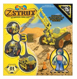 Zoob Scorpion Driller 81pcs