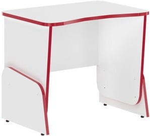 Skyland STG 7050 Gaming Table White/Red