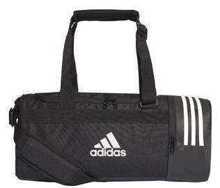 Adidas Convertible 3-Stripes Duffel Bag Small CG1532 Black
