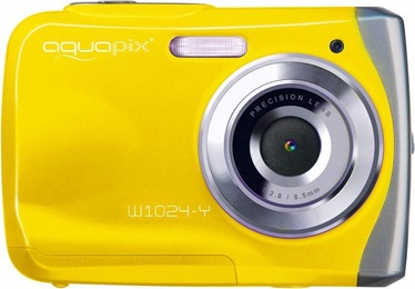 Easypix AquaPix W1024-Y Splash Yellow
