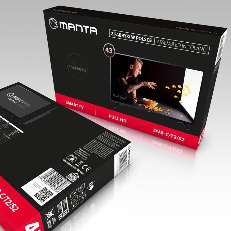 Televizorius Manta 43LFA69K