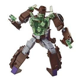 Hasbro Transformers Cyberverse Adventures Bumblebee Wildwheel