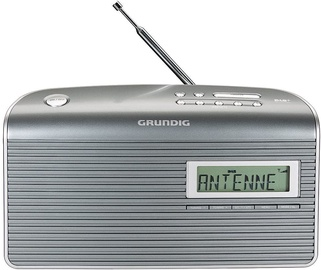 Grundig Music 7000 Grey Silver
