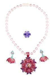 Jakks Pacific Disney Froze Anny Jewelery Set 63598