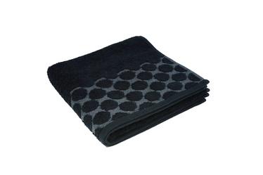 Полотенце Domoletti Balgo Black, 70x140 см