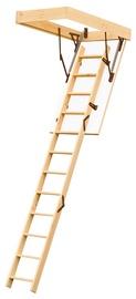 Sudedamieji laiptai OLK-B, 60x120/280 cm