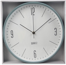 4Living Wall Clock 30cm Blue