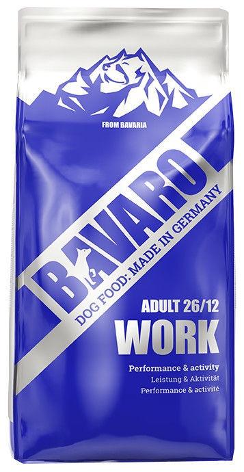 Sausas ėdalas šunims Bavaro Work, 18 kg