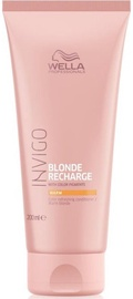 Kondicionieris Wella Professionals Invigo Blonde Recharge Warm Conditioner 200ml