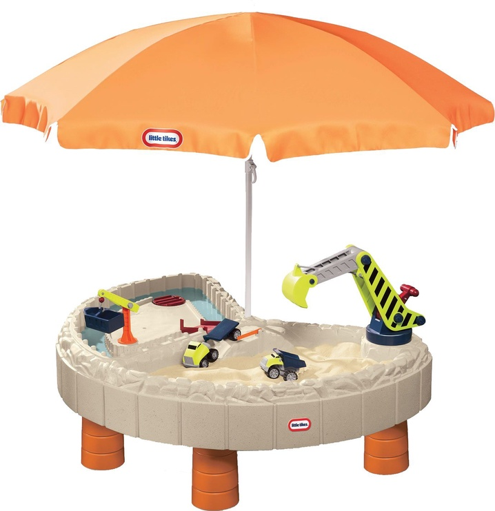 Little Tikes Builder's Bay Sand & Water Table 401