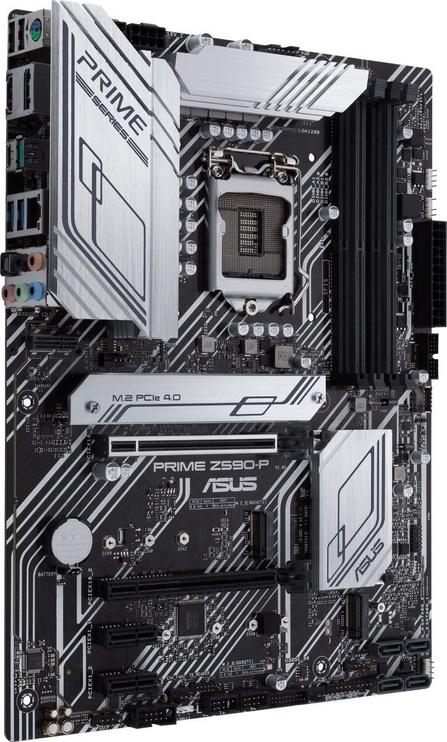 Mātesplate Asus Prime Z590-P