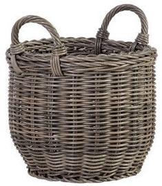 Home4you Basket Wicker H34cm